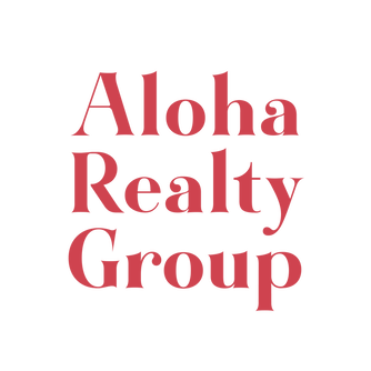 Logo for Aloha Realty Group (arghawaii.com), owned by Kathy Ingoglia and Marisa Norfleet